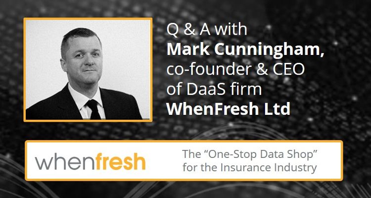 InsurTech News WhenFresh Q and A