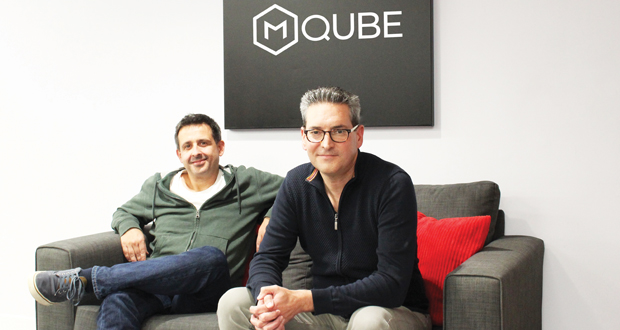MQube Stuart Cheetham and Richard Fitch