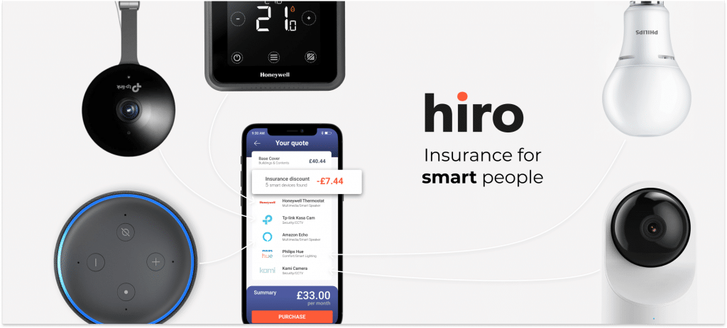 Hiro Insurance - Powered by WhenFresh